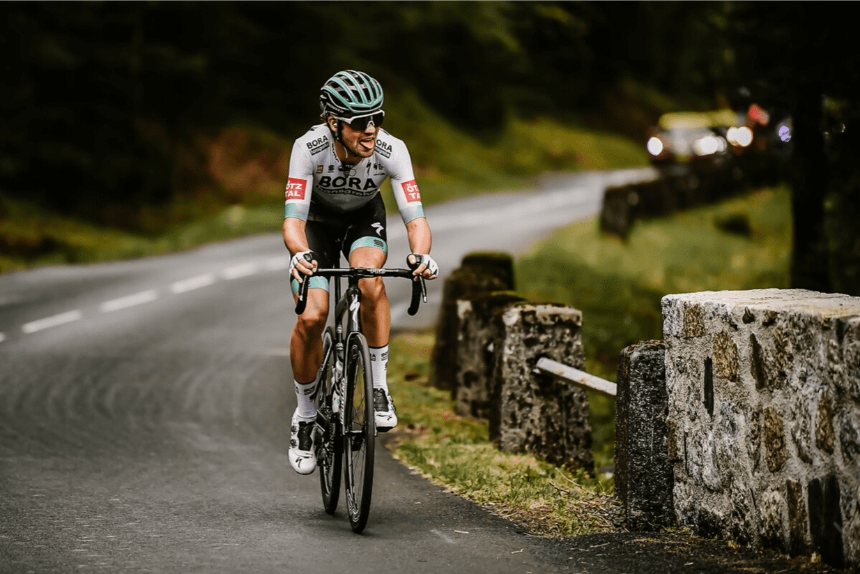Max Schachmann, Bora-hansgrohe se bat pour une victoire d'étape