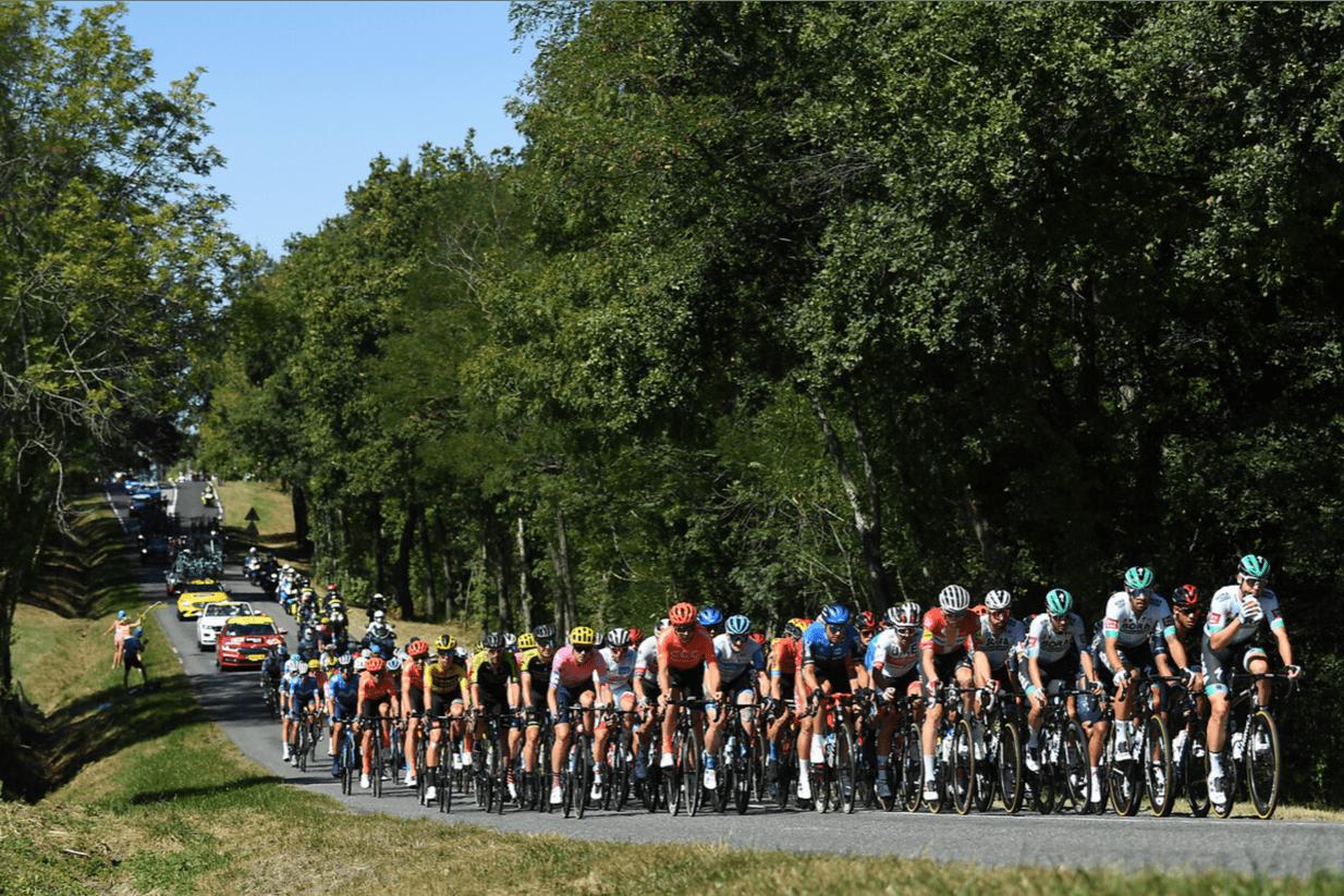 Bora-hansgrohe contrôle le Tour de France 2020 dans la lutte pour le maillot vert
