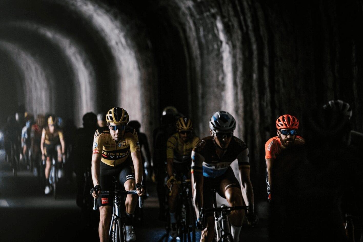 Simon Geschke e Tom Dumoulin al Tour de France