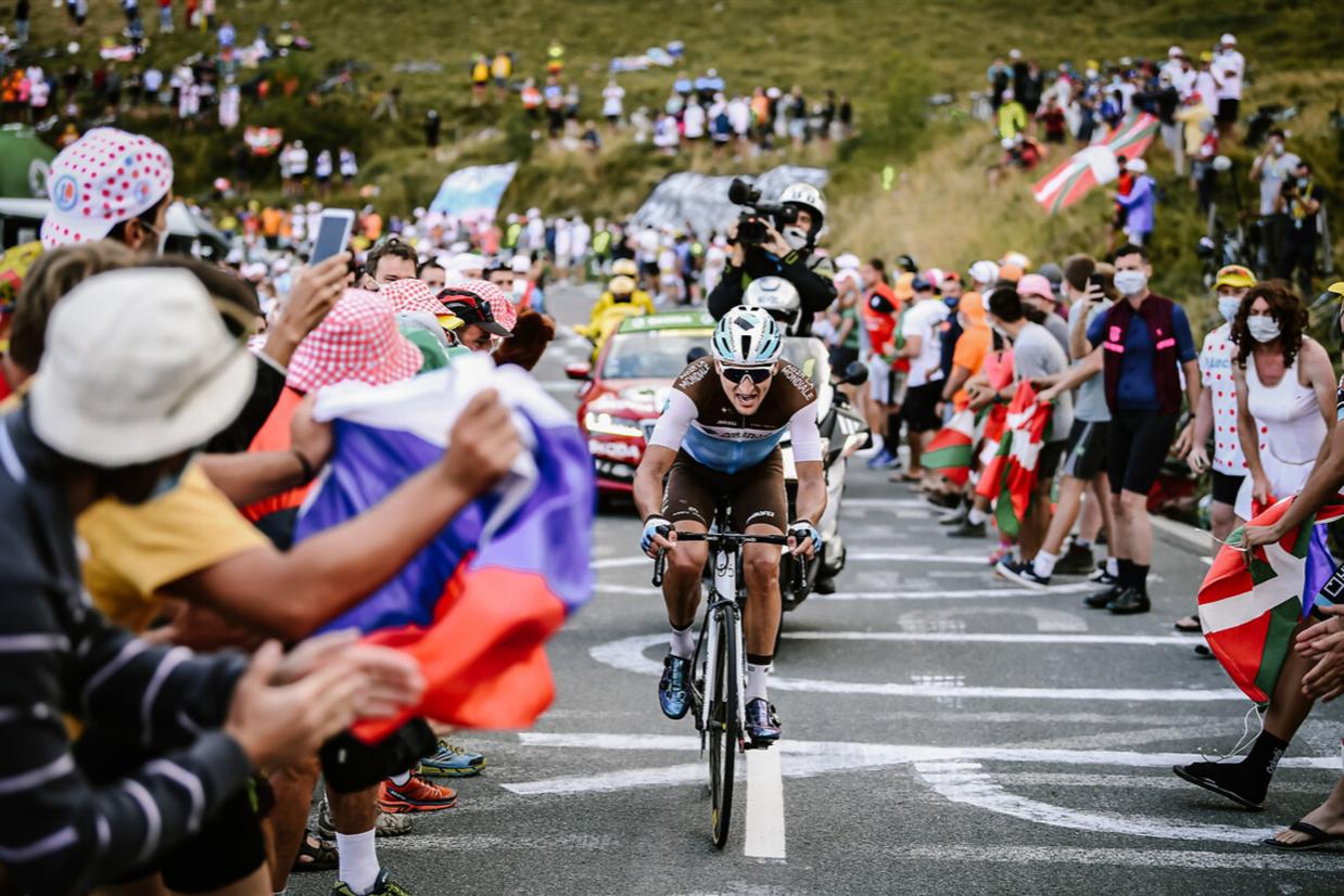 Anche Nans Peters è sulla buona strada per vincere la sua prima tappa del Tour de France