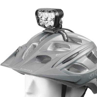 Lupine Alpha Helmlampe XP Sport