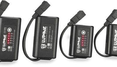 Lupine battery