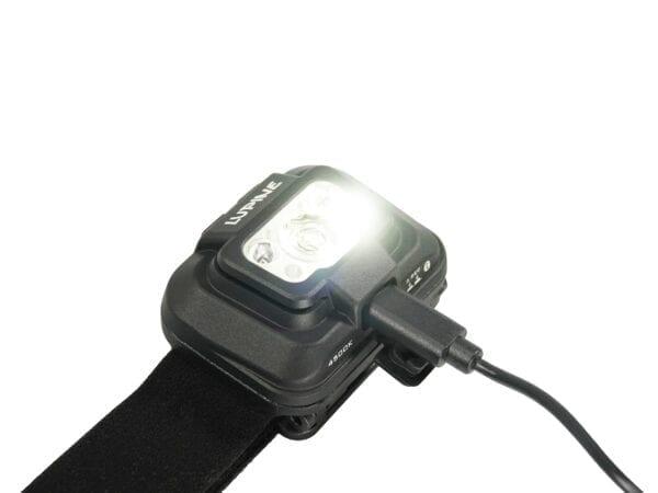 Lupine Penta Stirnlampe USB scaled