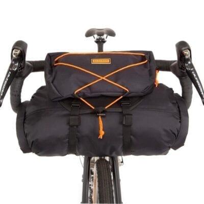 Restrap handlebar bag