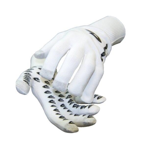 DeFeet Duraglove ET Handschuhe Weiss white