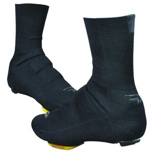 DeFeet Slipstream Strada Überschuhe shoe cover black