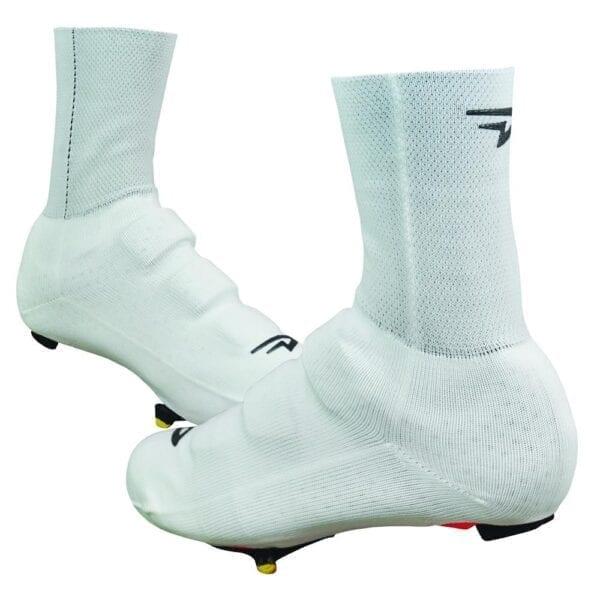DeFeet Slipstream Strada Überschuhe shoe cover white