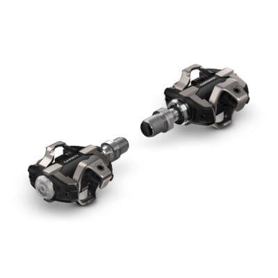 Garmin Rally XC200 Pedalpowermeter, beidseitige Powermeter für Gravel- und Crosscountryeinsatz mit SPD Cleats