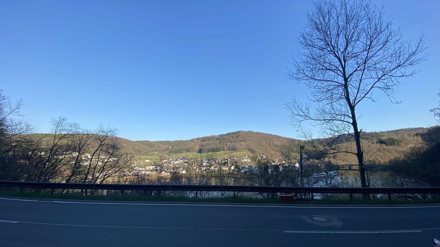 Komoot Klassiek Eifel Panorama
