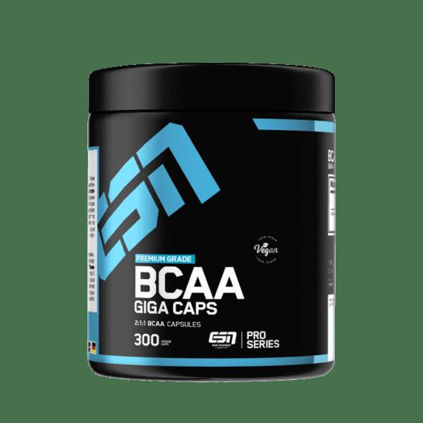 BCAA GigaCaps
