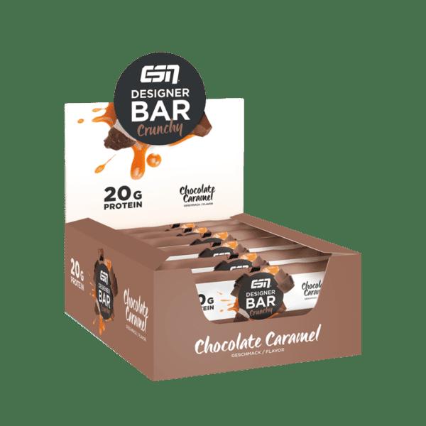 DB Tray ChocolateCaramelCrunchy