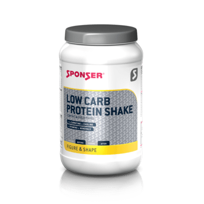 SPONSER LOW CARB PROTEIN SHAKE