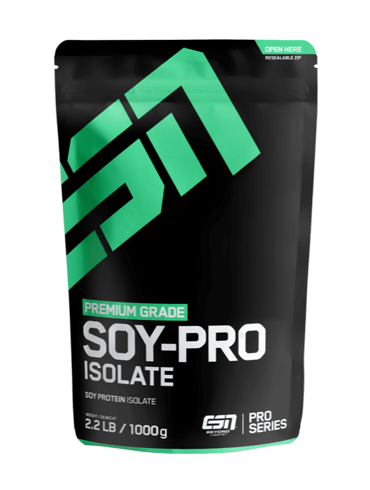 Soy Pro Isolate 1000g