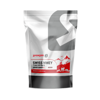 SPONSER SWISS WHEY CONCENTRATE