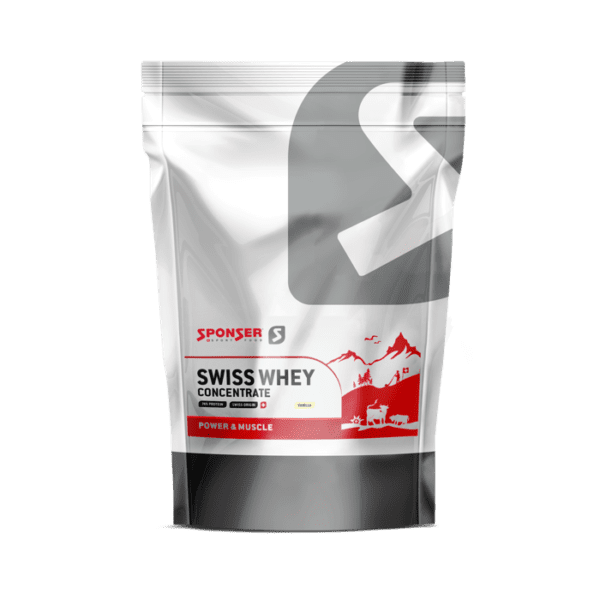 Swiss Whey Concentrate Vanilla