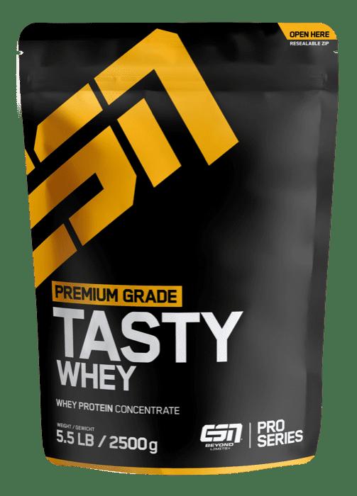 Tasty Whey 2500g