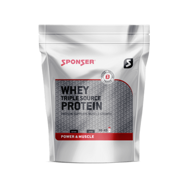Triple Whey Source Protein