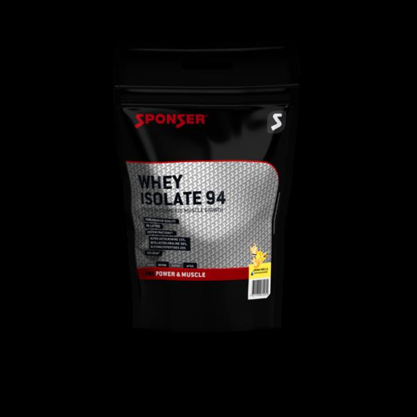 Whey Isolate 94 Refill Bag Vanilla