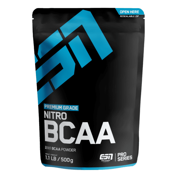 BCAA Powder Beutel 500g