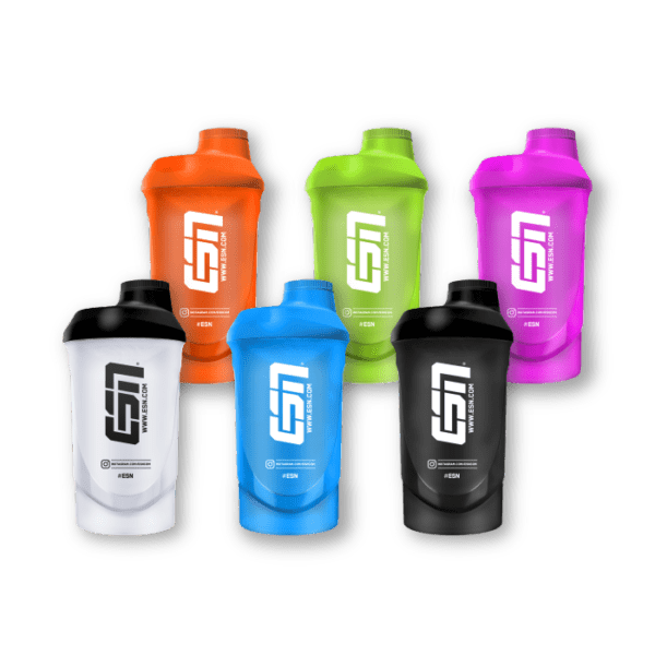 Shaker all colors 2